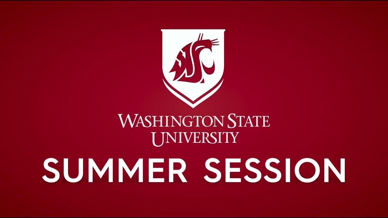 Summer Session | Learn365 | Washington State University