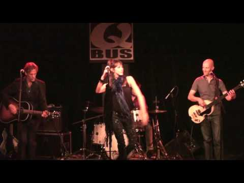 Patricia Vonne & Band  live In Concert at the club the Q bus city leiden in holland 2014 09 23