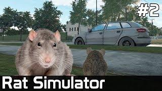 Rat Simulator GRA [#2] Symulator SZCZURA, kolejny DOM