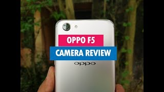 Oppo F5 Camera Review- Best Selfie Experience?