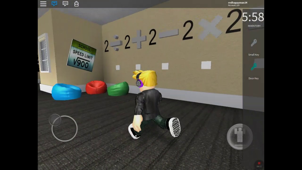 Roblox Escape Room School Walkthrough
