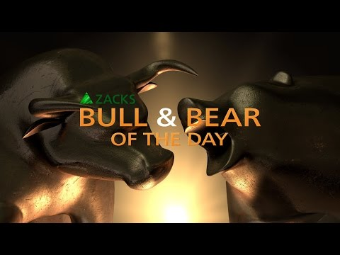 Microchip Tech (MCHP) & Express (EXPR): Today's Bull and Bear of the Day