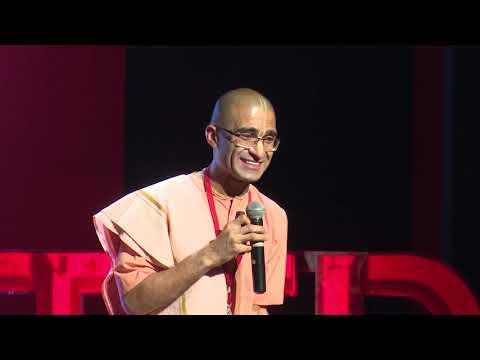 Living your Life Consciously     SHRI ANATHA SESHA DASA   TEDxIISUniversity