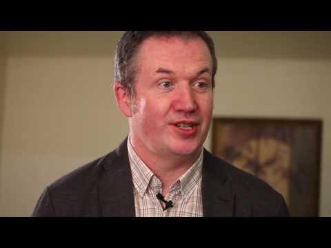 Eoin Young, Programme Director, ICPA