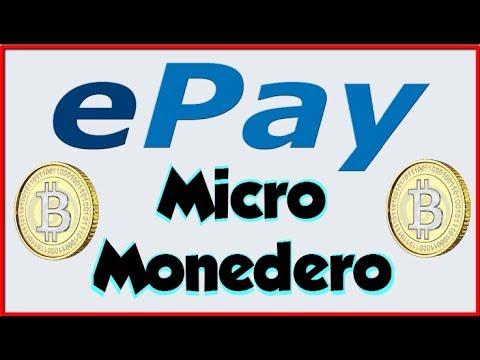 EPAY 2017 | Micro Monedero BITCOIN | Serie: Paginas Bitcoin #7