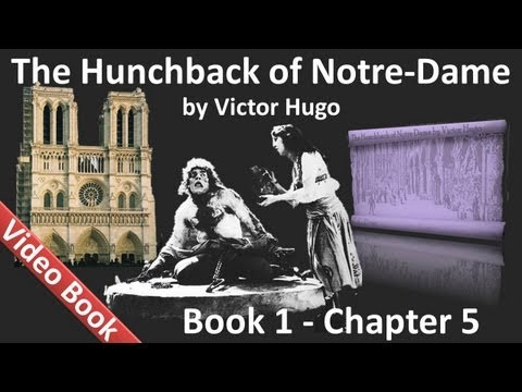 Book 01 - Chapter 5 - The Hunchback of Notre Dame by Victor Hugo - Quasimodo
