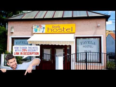 Favela Hostel, Zagreb, Croatia - Awesome!