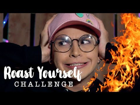 ROAST YOURSELF CHALLENGE · David Montoya