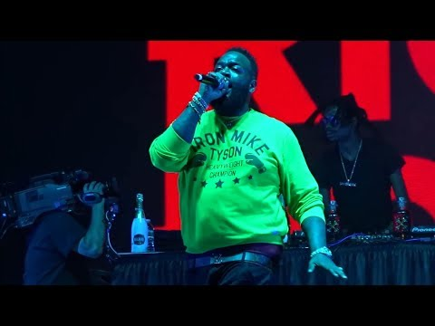 Rick Ross at Cannabis Cup High Times 2018