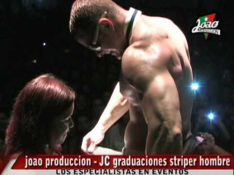 joao produccion - striper hombre