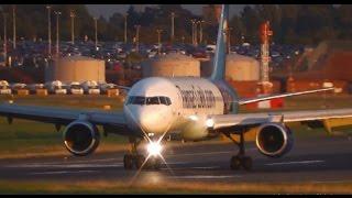 Birmingham Airport (BHX-EGBB) Runway 33 Spotting, Sheldon Country Park.