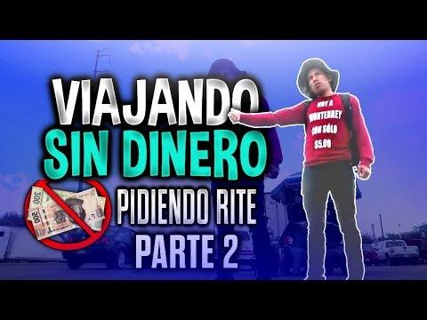Pidiendo Raite hasta Monterrey ( 1,000 Kilómetros) SIN DINERO Parte 2