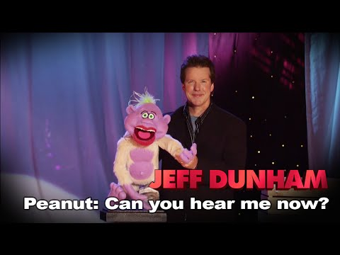 """Peanut: Can you hear me now?"" 