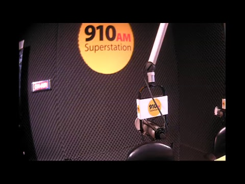 910 AM Radio Superstation Live Stream