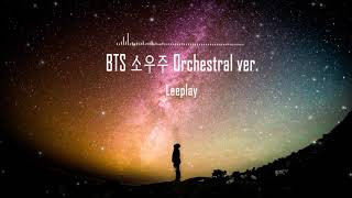 Cover images BTS 방탄소년단 소우주(Mikrokosmos) Orchestral cover.