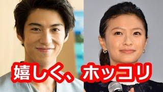 俳優の賀来賢人(27)が18日、 自身のInstagramを更新。 15日に妻で女優...