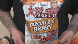 We Shorts - Larry The Cable Guy Biscuits & Gravy Tater Chips