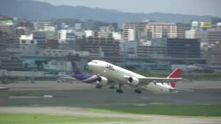 福岡空港撮影スポット アクシオン福岡