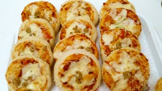 mini pizza kids favorite and party special pizza