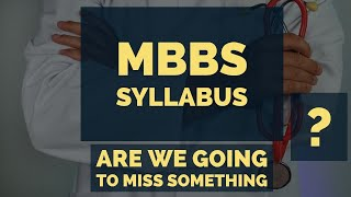 MBBS Syllabus changed | Effect on FMG's(Foreign Medical Graduates)