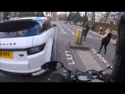 UK Bikers Road Rage, Near Misses and Bad Drivers #2