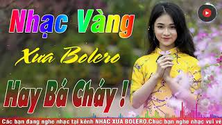 Nhạc Vàng Xưa Bolero Disco Thôn Quê Hay Tê Tái - Tình Ca Quê Hương Miền Cao Tây Bắc 2019