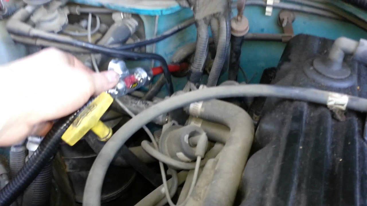 Wiring Jeep Xj