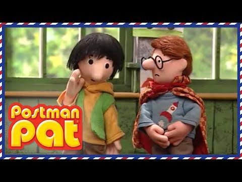 Postman Pat and the Secret Superhero   Postman Pat   Full Episode