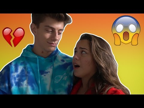 Thumbnail: BREAK UP PRANK ON CHANCE!!! (GONE WRONG)