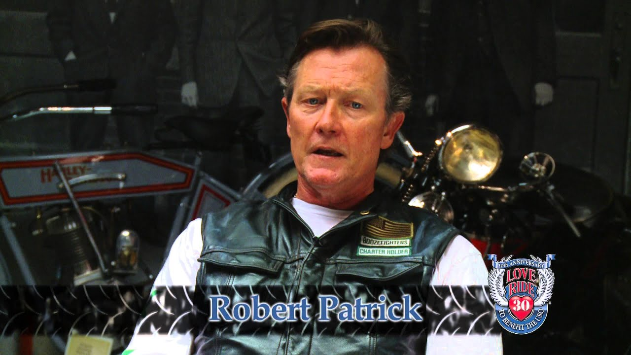 Love Ride 30th Anniversary - Robert Patrick