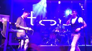 "T.O.Y. - ""We Are Electric"" (live at ""Teatr"" Club, Moscow, Russia 09.05.2015) HD"