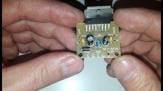 2 x 15Watt Audio Verstärker Bausatz aus China für 1,20€ | Top oder Schrott