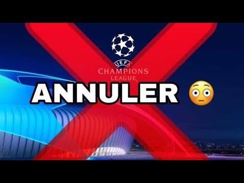 L'UEFA VA ANNONCER LA SUSPENSION DE LA LIGUE DES CHAMPIONS (OFFICIEL !) QUELLE POISSE😱😱😱😱😱😱😱