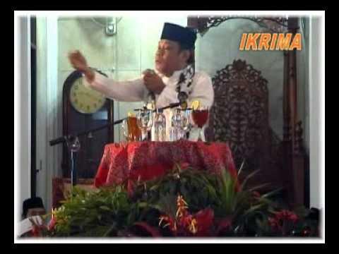 IKRIMA, maulid Nabi bersama Alm Ust KH Zainuddin MZ