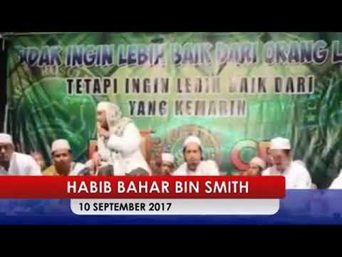 Ceramah Agama Habib Bahar Bin Smith
