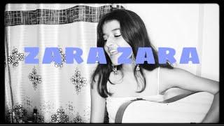 zara zara - bombay jayashri (cover)