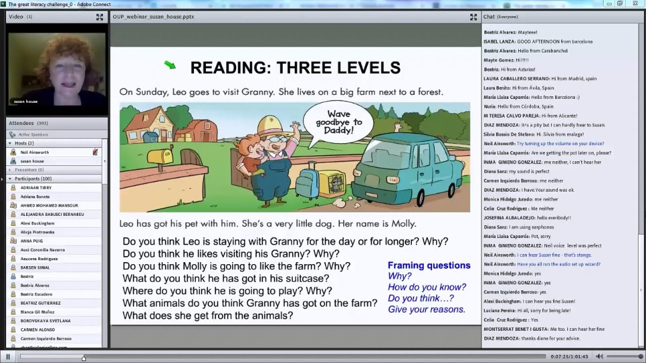 Oxford Webinar Highlights: The Great Literacy Challenge with Susan House