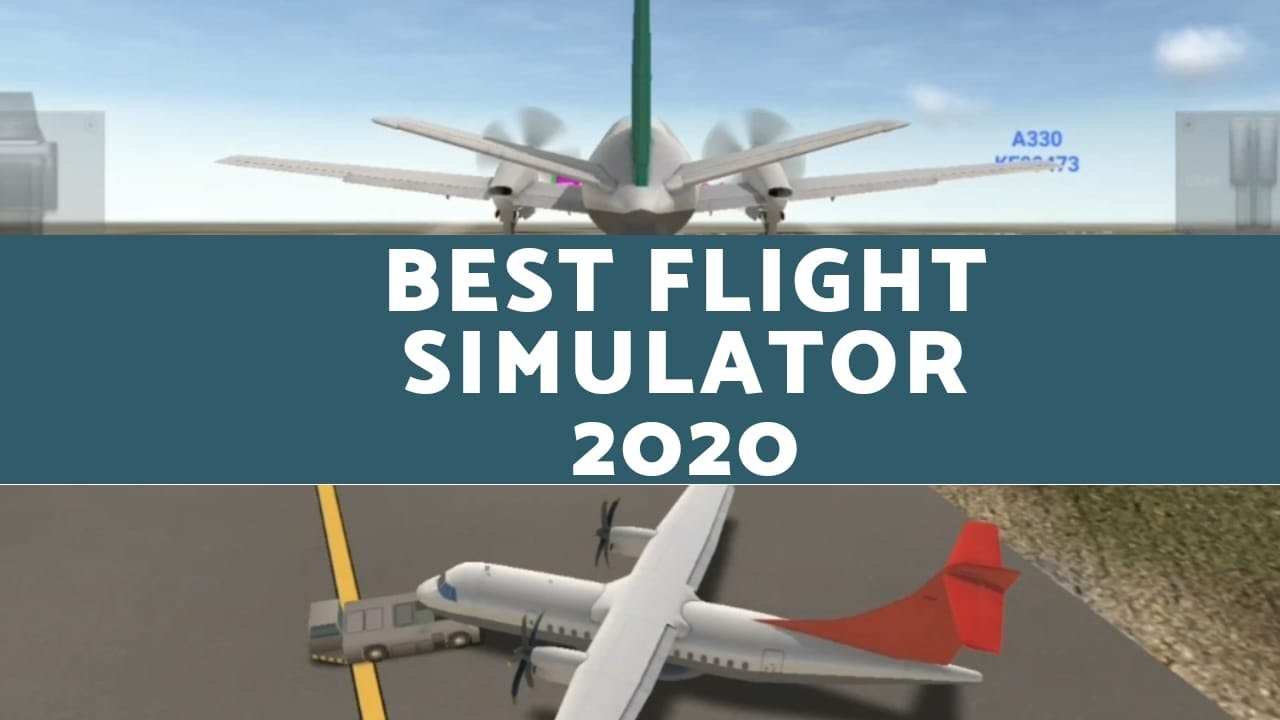 BEST FLIGHT SIMULATOR (ANDROID AND IOS - REALISTIC GAME) - AIRLANE COMMANDER - YouTube