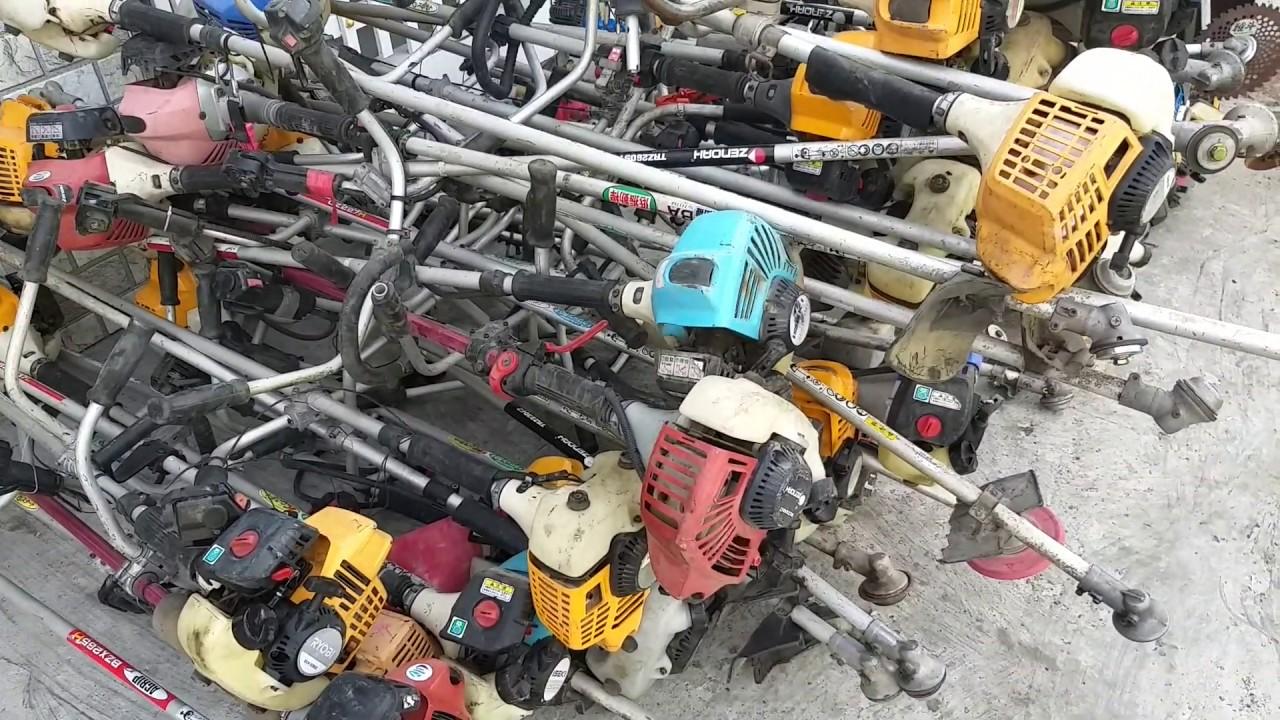 Lô máy cắt cỏ Ryobi 23-26, Kawasaki tg24 tg25, Tl33 balo, Bơm nước honda 4hp-5.5hp, Cưa Echo v4000
