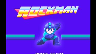 PlayStation 2 Classics 030 - Megaman Anniverary Collection Part 1: Megaman 1