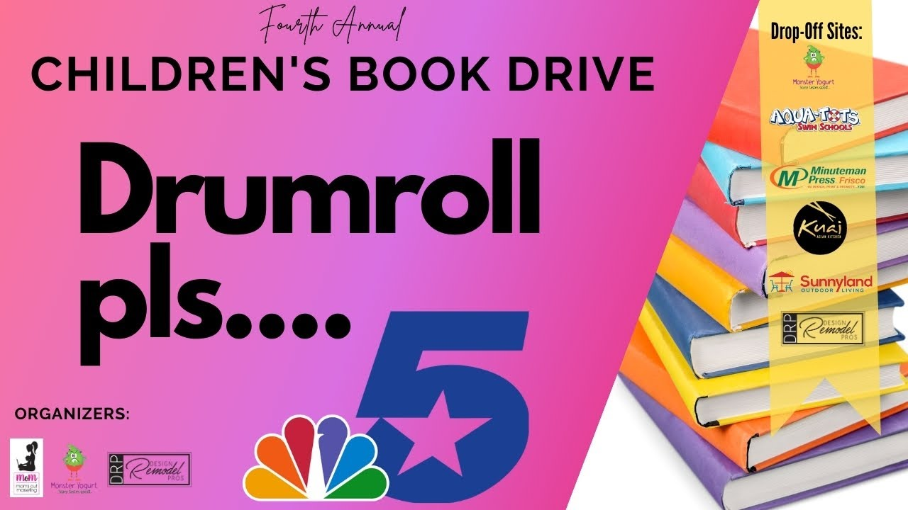 NBC 5 Coverage : Drumroll pls ... and the BOOK TALLY IS....