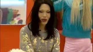 Pete Burns misses his fur coat - Celebrity Big Brother