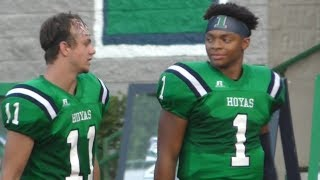 High School Football Highlights - Justin Fields Game 4 2017 Season