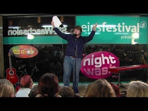 Take Awesome! - Jan Phillipp Zymny - Final NigthWash Talent Award 2013