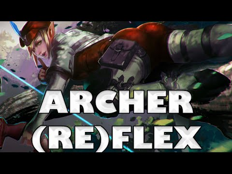 Vainglory gameplay kestrel archer re flex episode - Archer episodes youtube ...