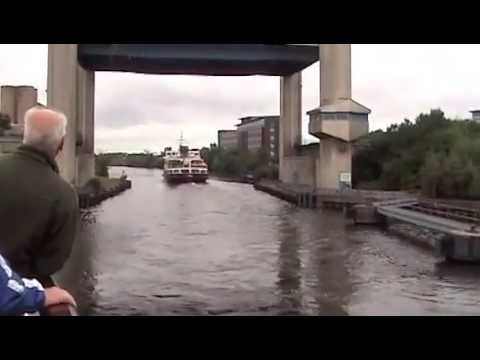 Manchester Ship Canal Cruise (July 2010)