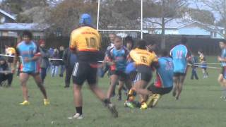 Nirraj Heer - Video Highlights V1.0 - Repreresentative Rugby League Prop / 2nd Row