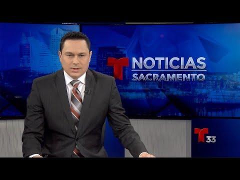 Noticias Telemundo Sacramento: Edición Digital (Viernes, 30 de Marzo, 2018)