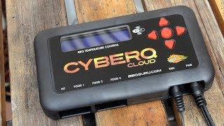 BBQ Guru CyberQ Cloud: First Impression