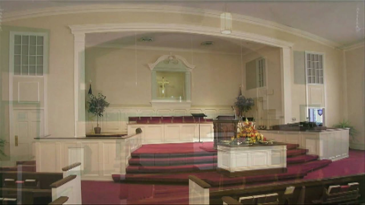 Church Interiors Before After Video Youtube